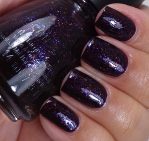 China Glaze Howl You Doin' 2