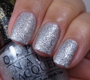 OPI It's Frosty Outside 1