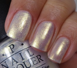 OPI Ski Slope Sweetie 1