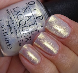 OPI Ski Slope Sweetie 2