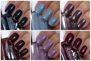 Essie Shearling Darling Collection – Winter 2013