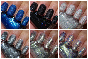 Essie Encrusted Treasures Collection – Holiday 2013