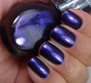 Nicole by OPI Aren't Families Grape 2