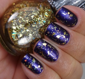 Nicole by OPI You're My Treasure 2