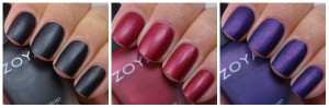Zoya MatteVelvet Polishes: Here's Your Chance!