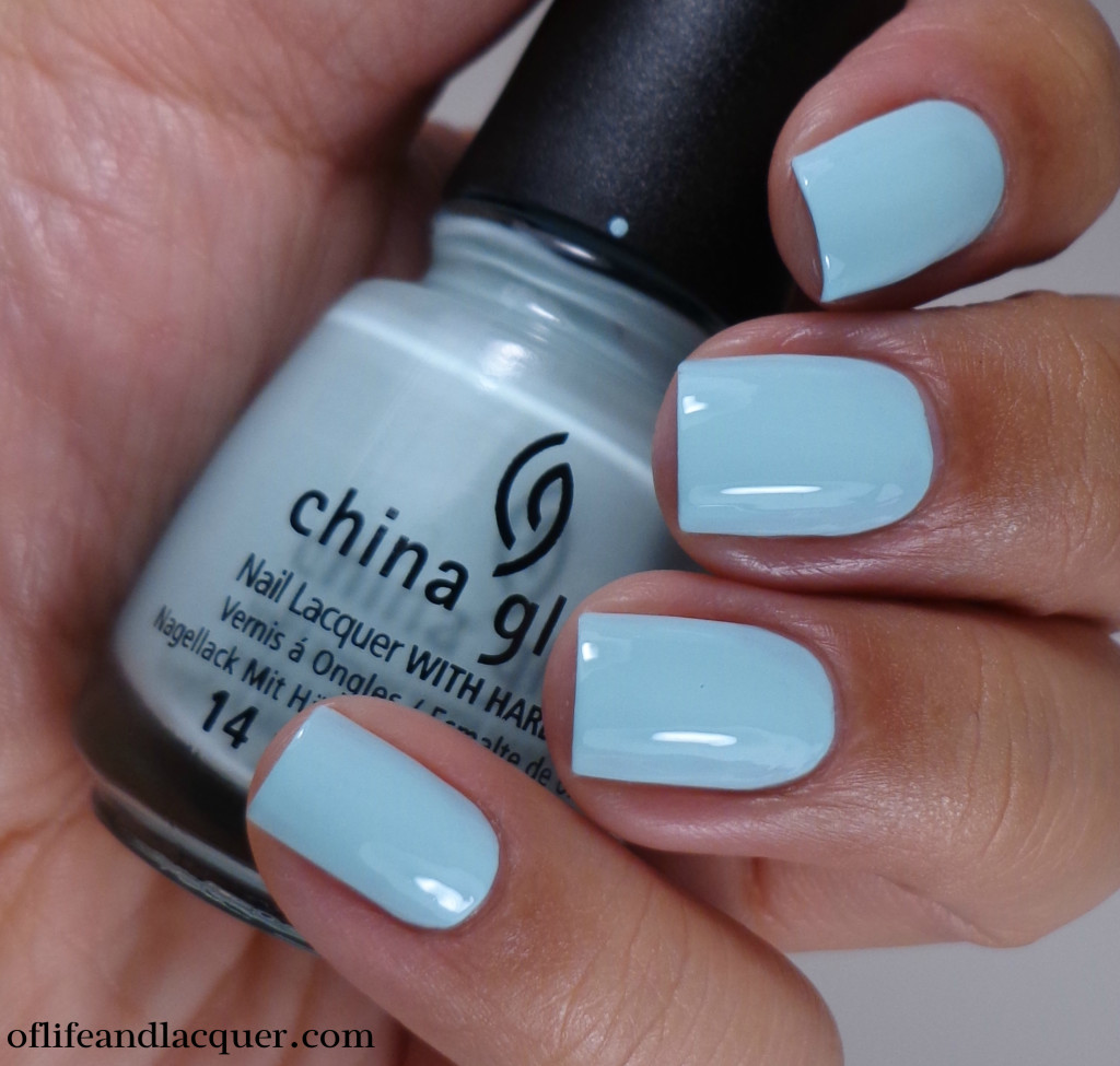 China Glaze At Vase Value 2a