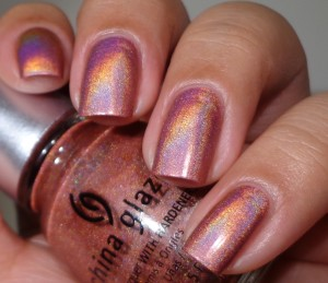 China Glaze BFF…or the best Sunday EVER!