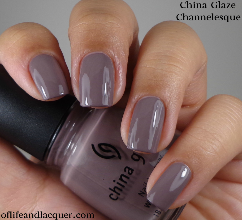 China Glaze Channelesque 1a