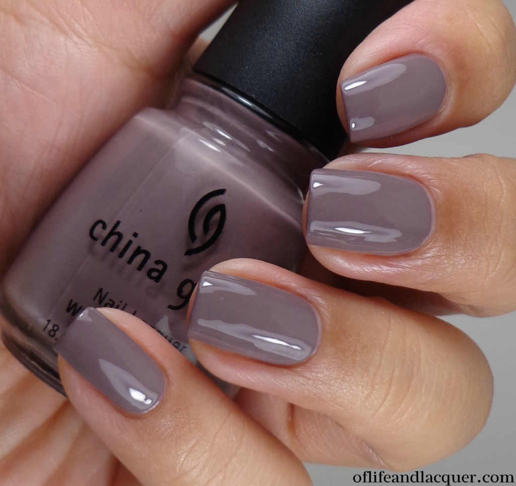 China Glaze Channelesque 2b