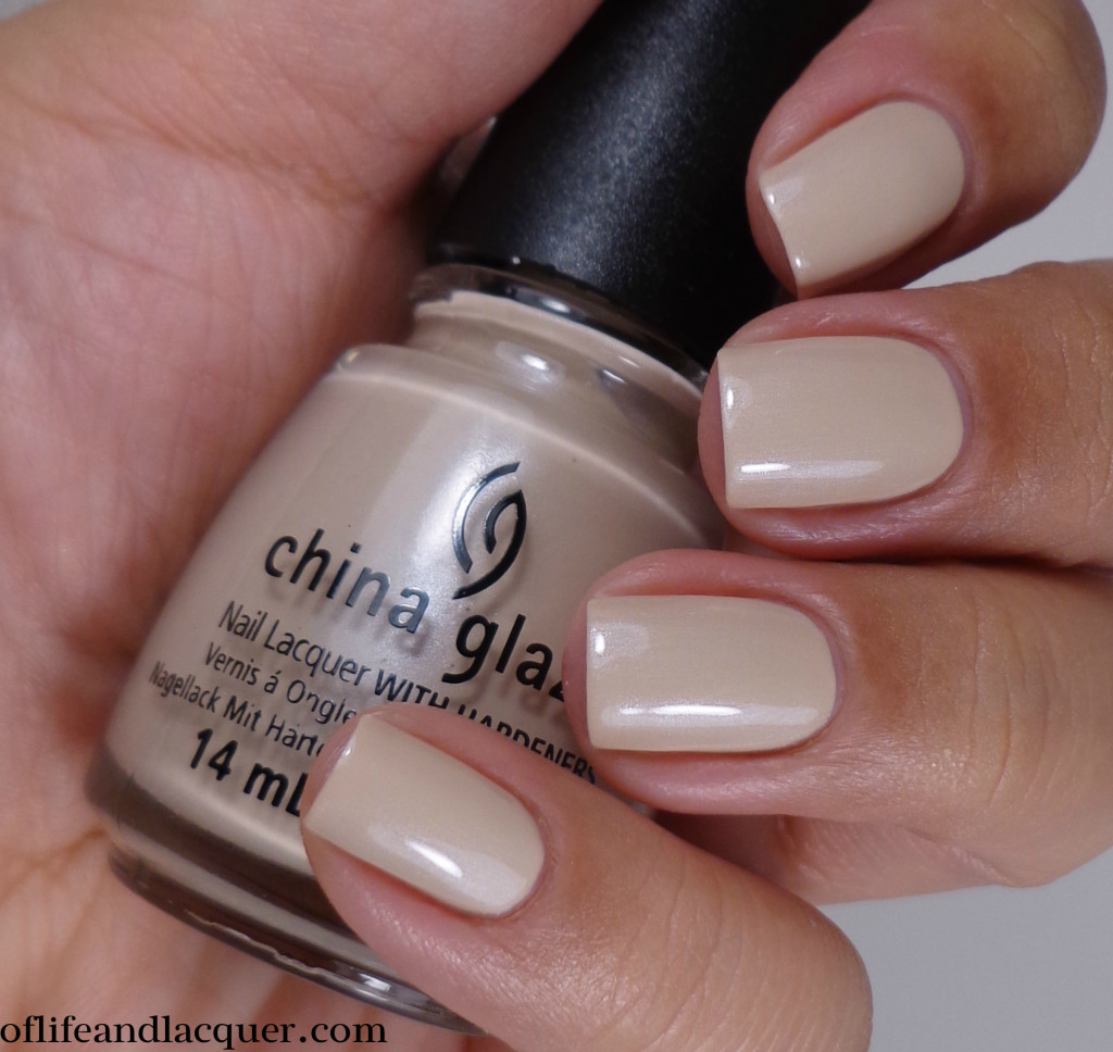 China Glaze Don't Honk You Thorn 2a