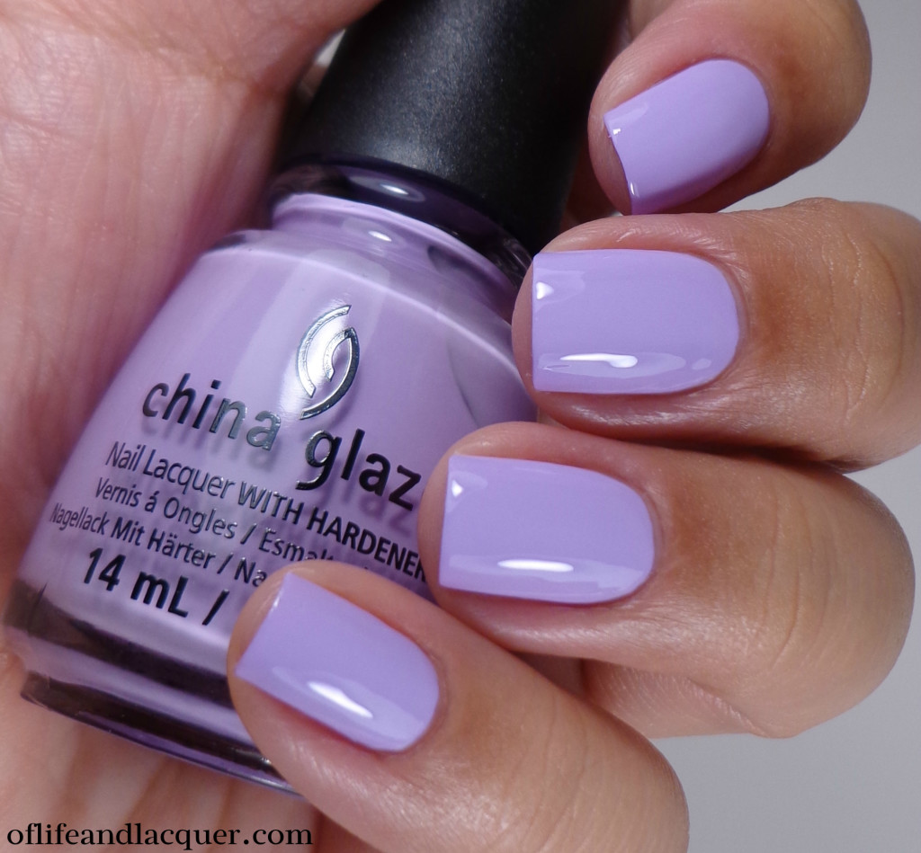 China Glaze Lotus Begin 2a