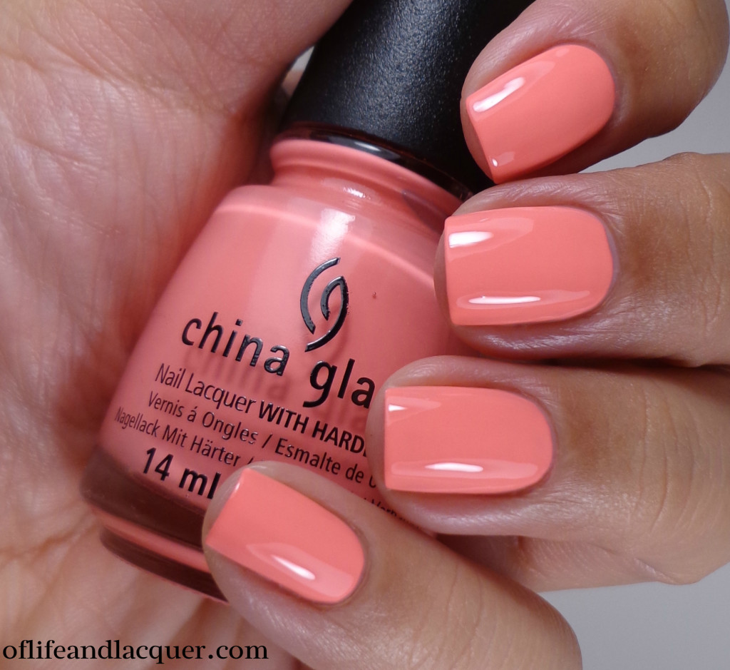 China Glaze Petal To The Metal 2a