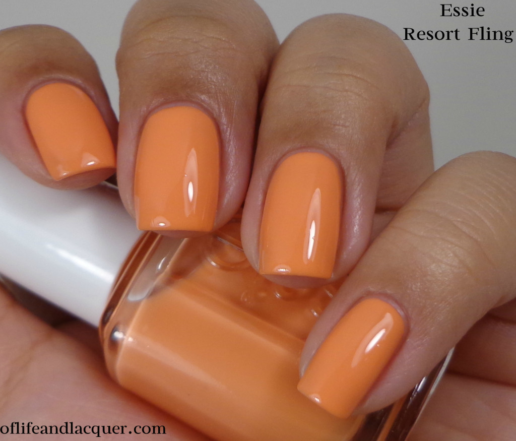 Essie Resort Fling 1a