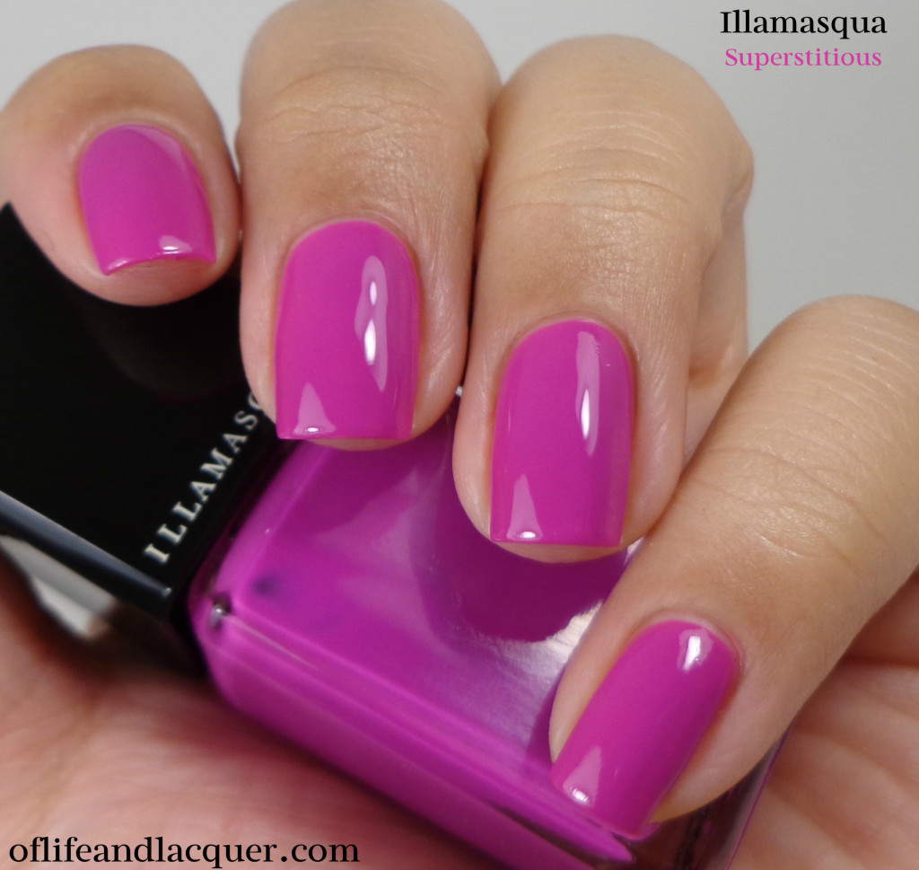 Illamasqua Superstitious 1a