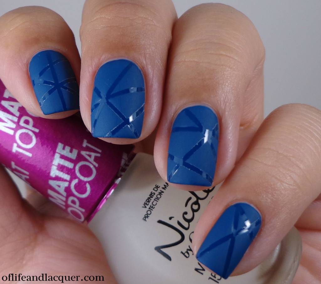 Kiko 383 Oil Blue 3a