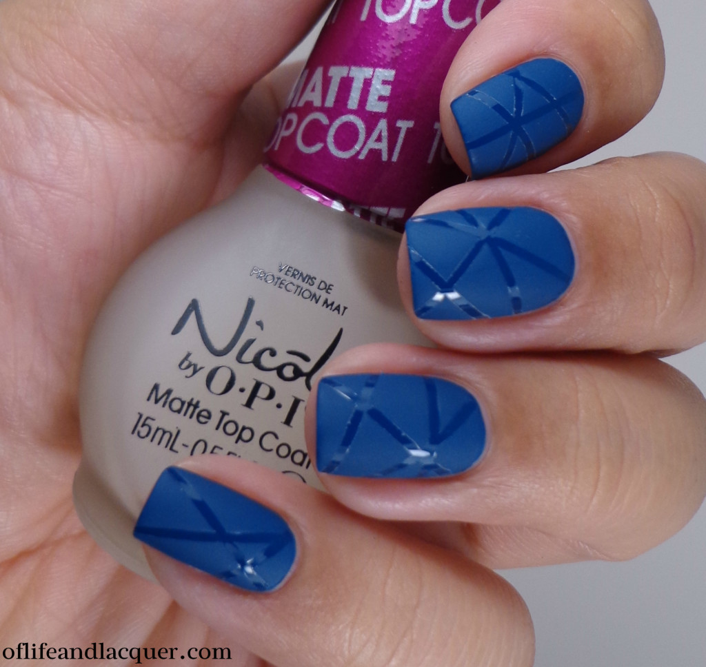 Kiko 383 Oil Blue 4a
