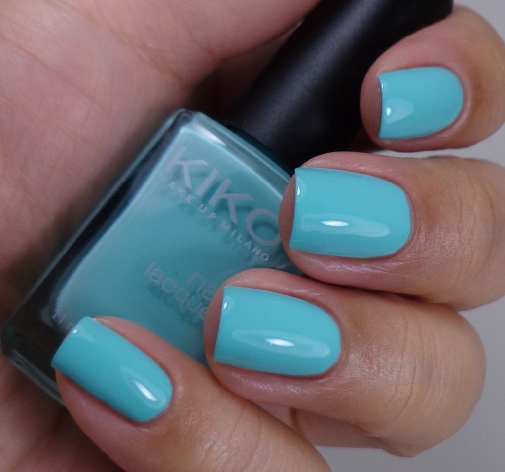 Kiko 389 Mint Milk 2