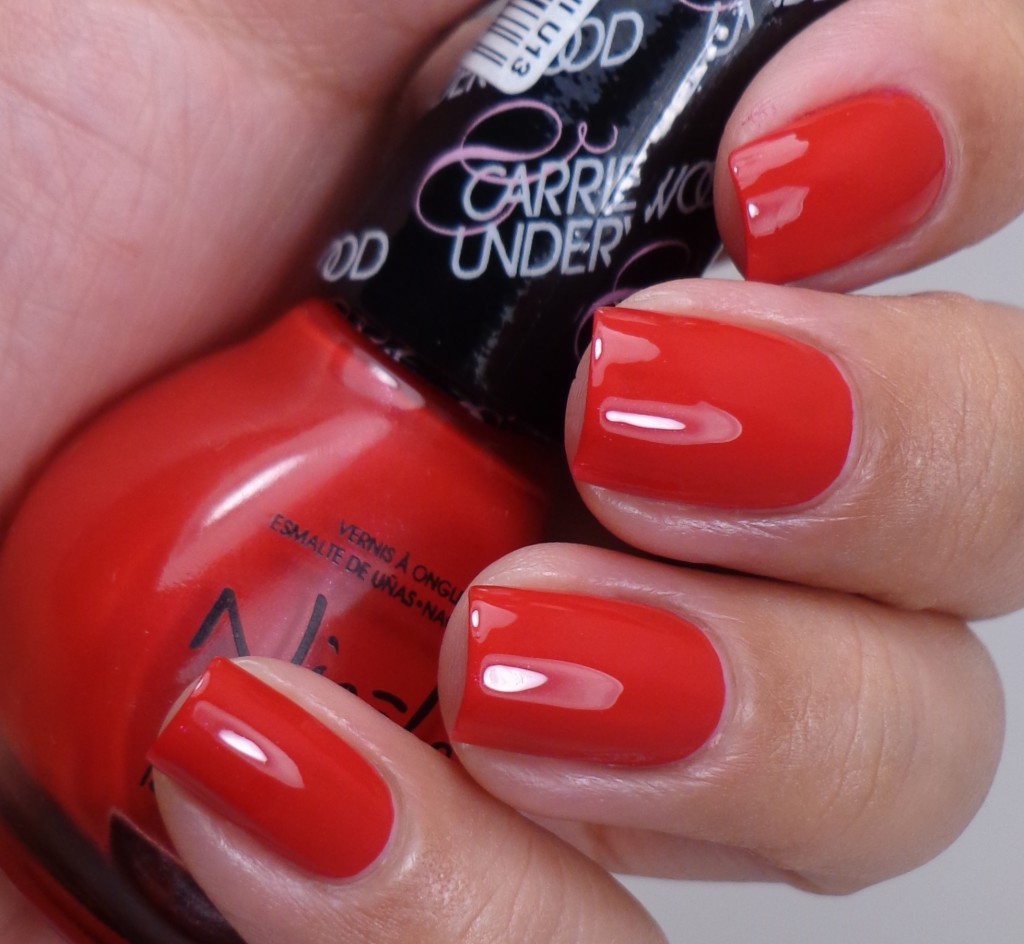 Nicole by OPI As American As Apple Pie 2