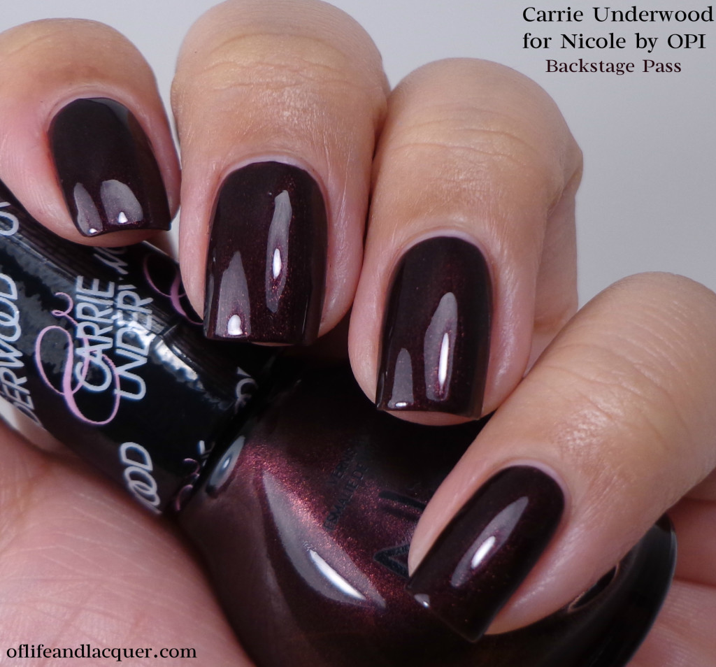 Nicole by OPI Backstage Pass 1a