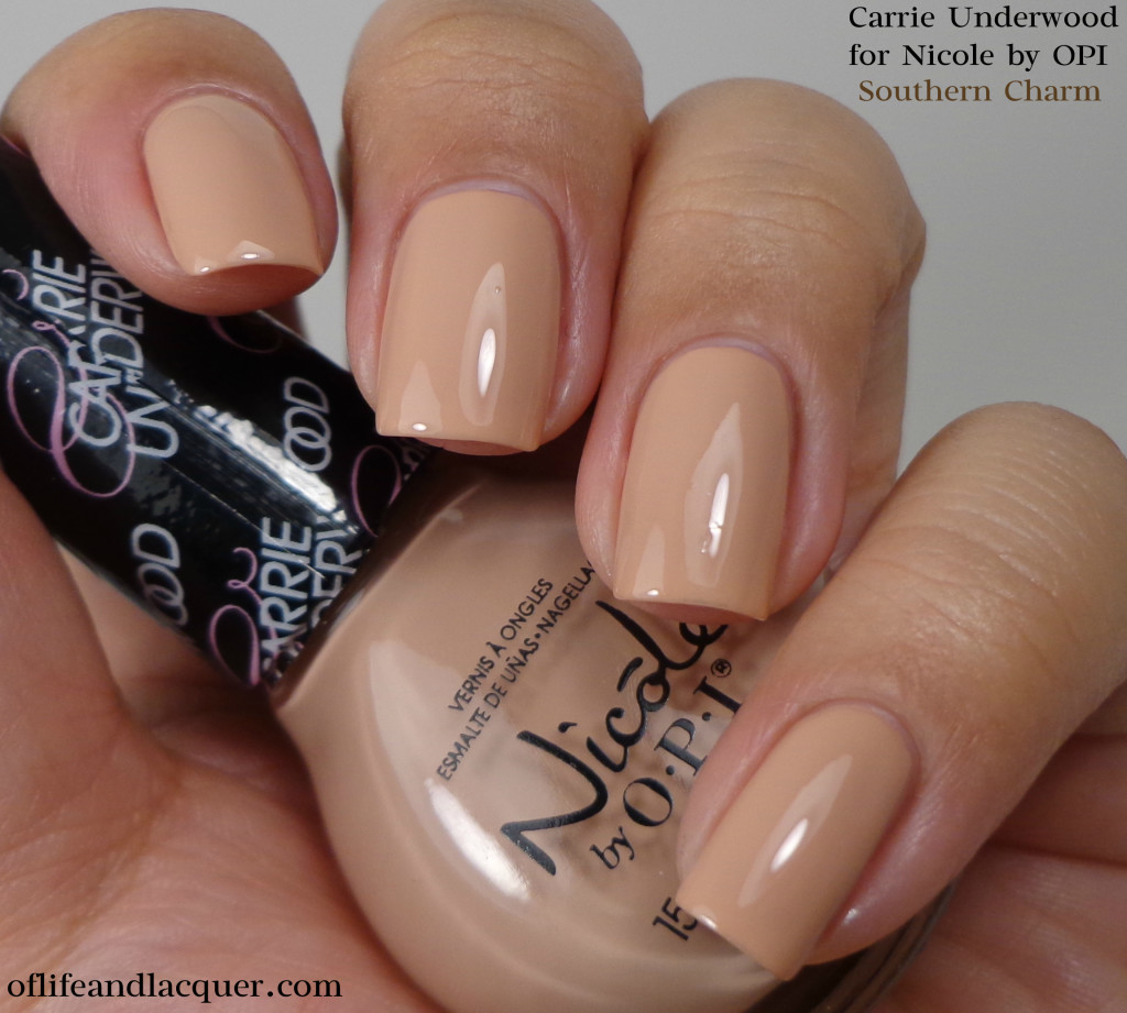 Nicole by OPI Southern Charm 1a
