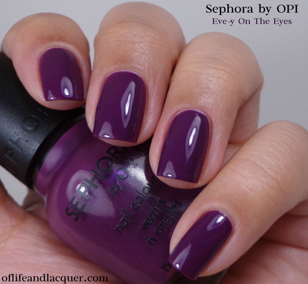 Sephora by OPI Eve-y On The Eyes 1a