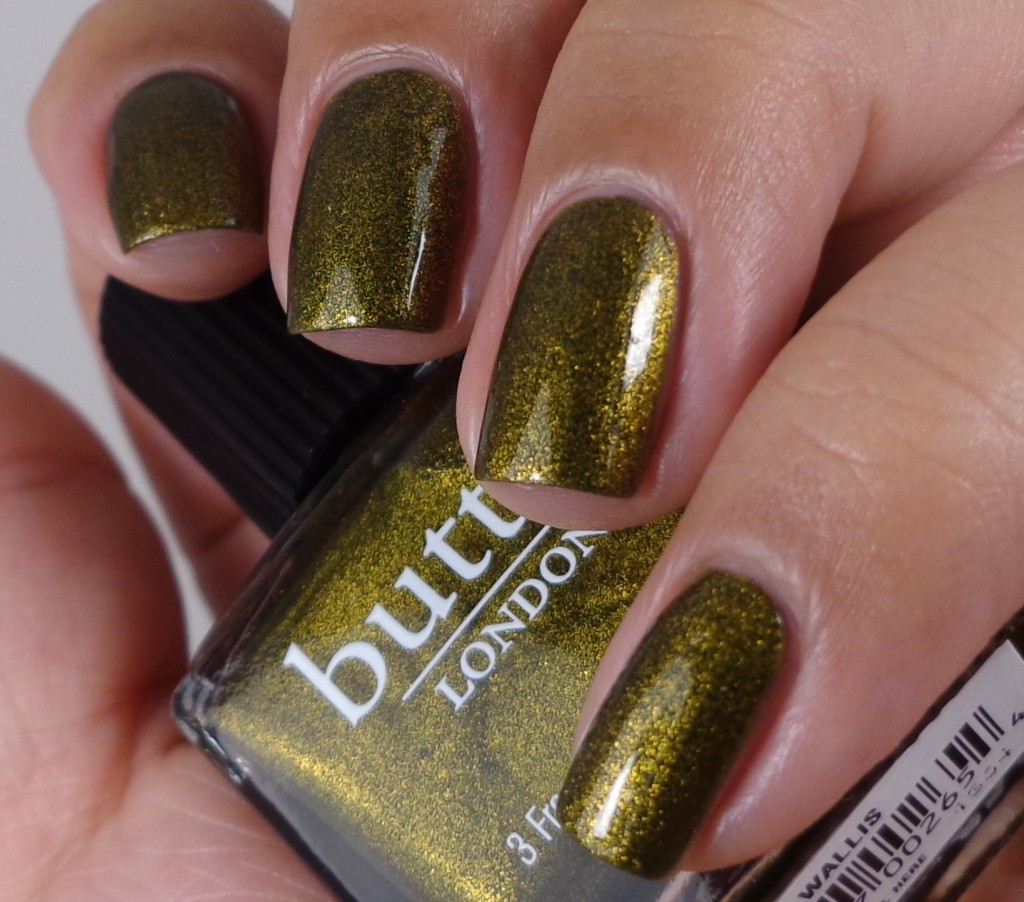 Butter London Wallis 1