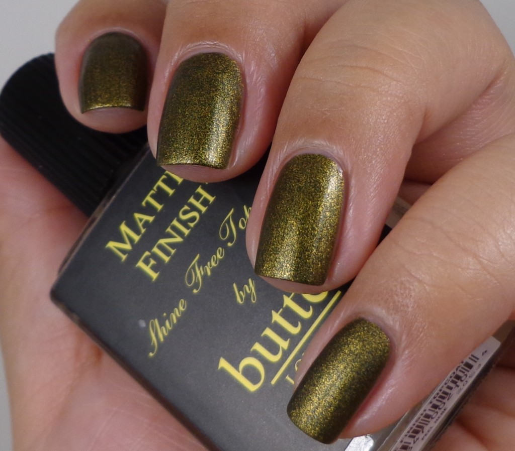 Butter London Wallis 2