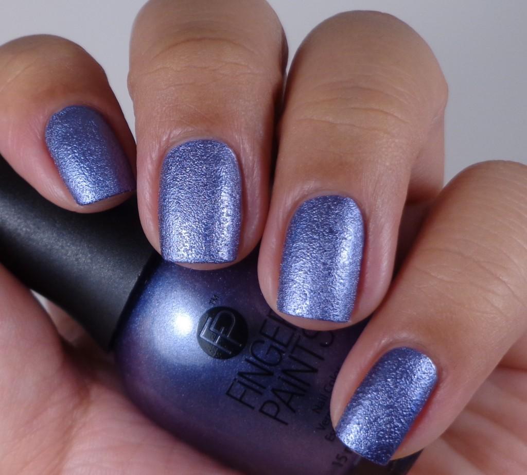 Finger Paints Rock Hard Lilac 1