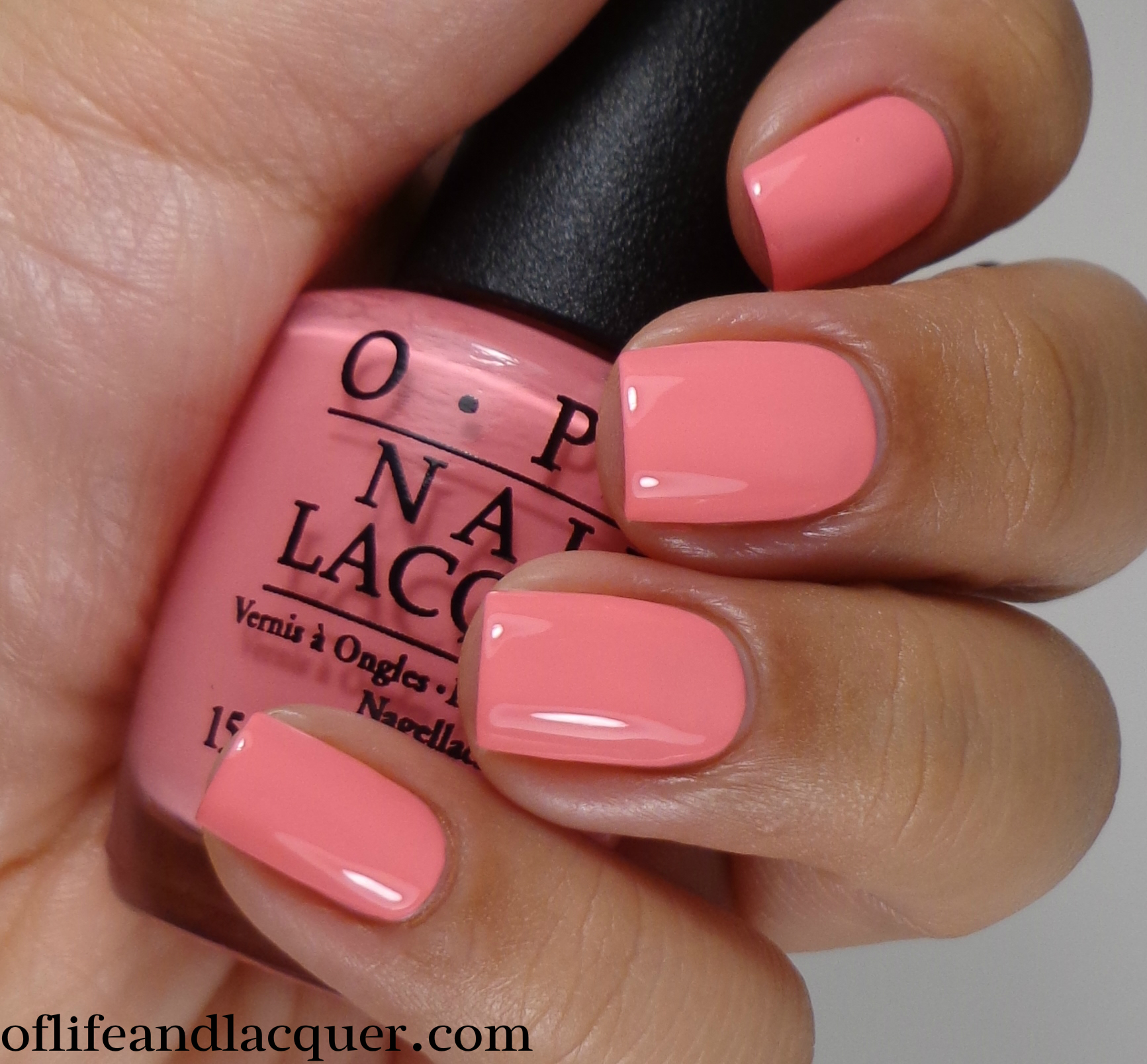 OPI Brazil Collection Spring/Summer 2014 - Of Life and Lacquer