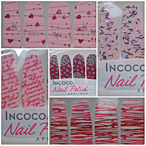 Incoco Sweet Surprise Collection – Valentine's Day 2014