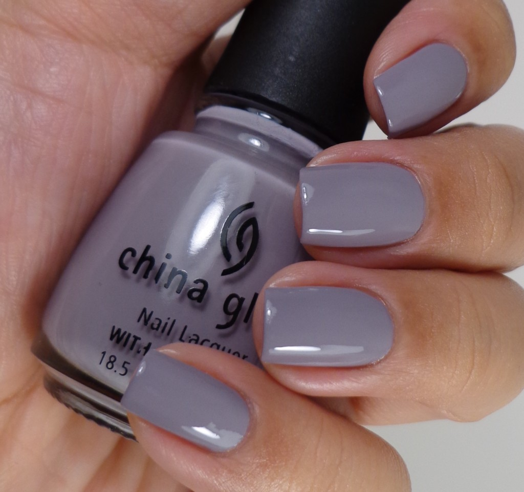 China Glaze Who's Wearing What 2