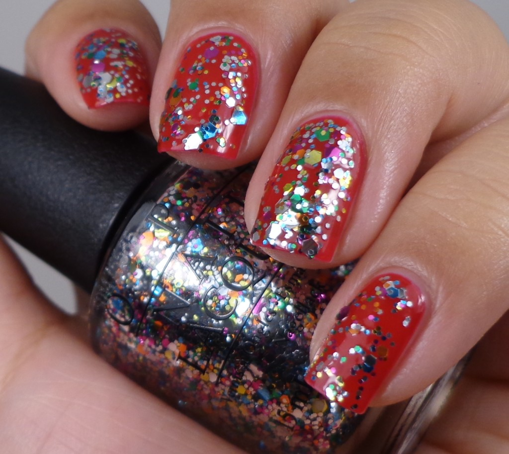 OPI Chasing Rainbows 1