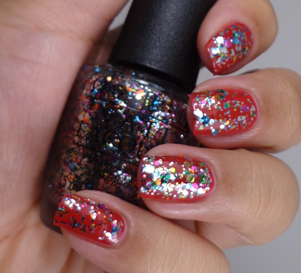 OPI Chasing Rainbows 2