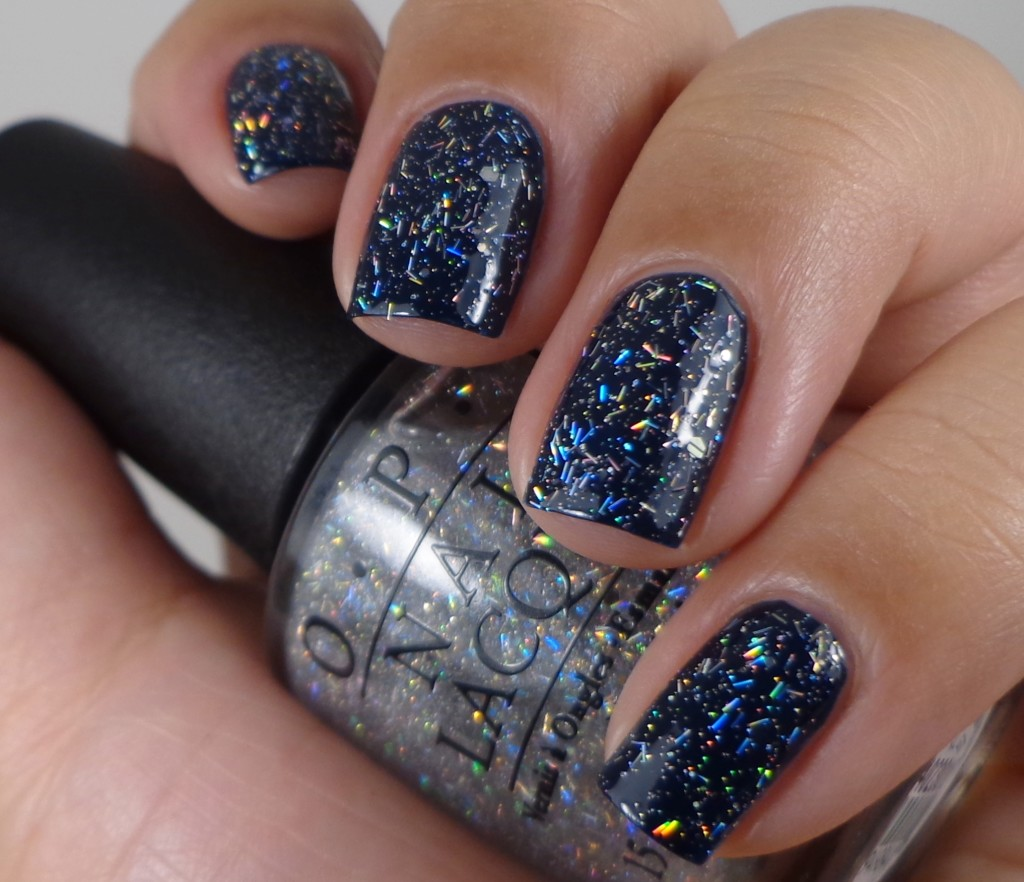 OPI Desperately Seeking Sequins 1