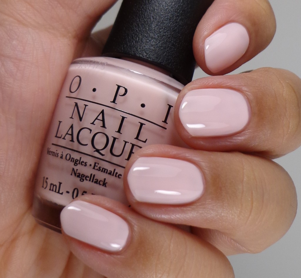 OPI I Love Applause 2
