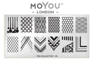 MoYou London Pro Collection Plate 02