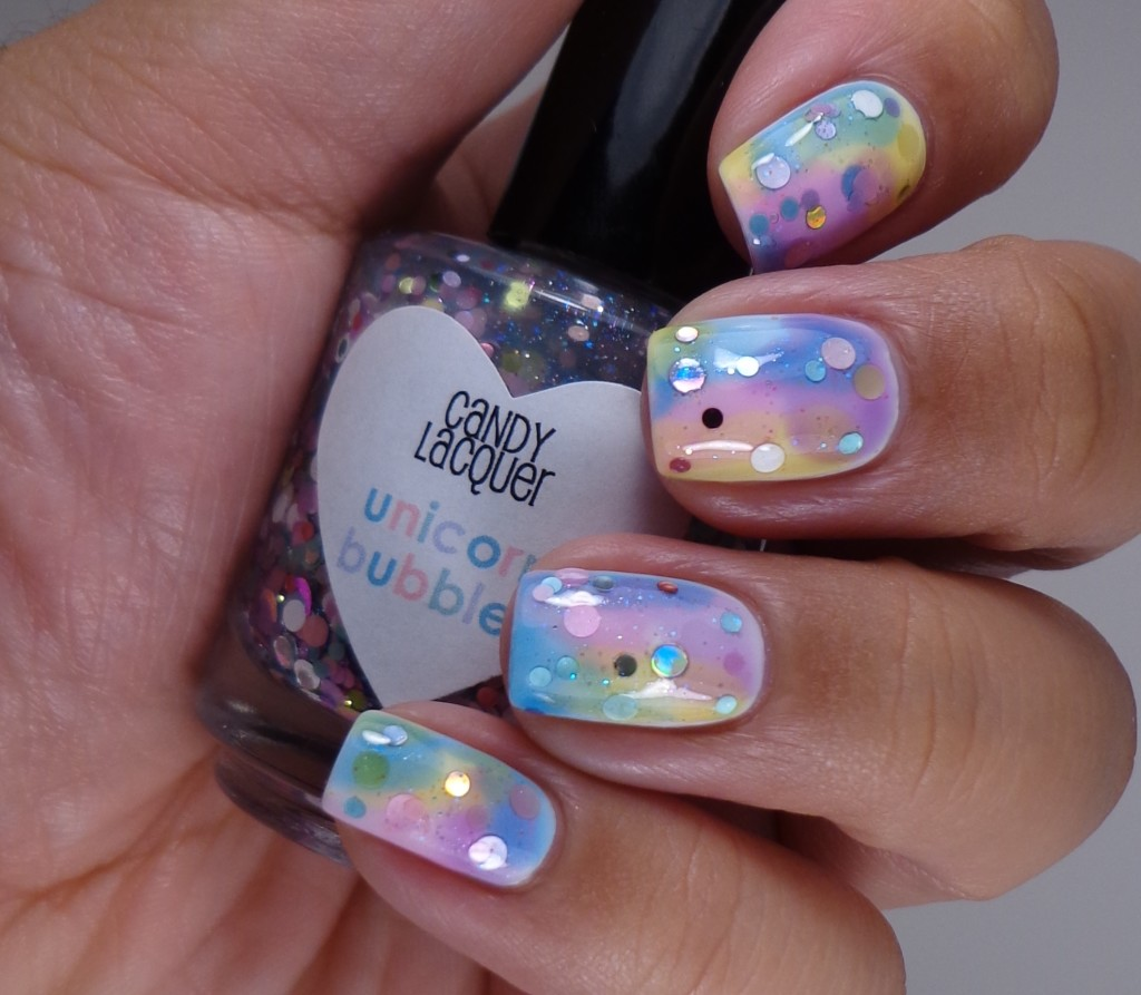 Candy Lacquer Unicorn Bubbles 2