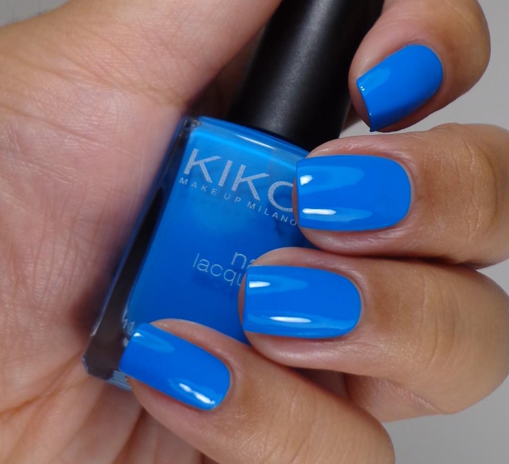 Kiko 295 Cerulean Blue 2