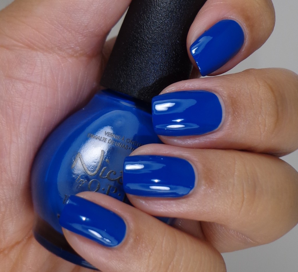 Nicole by OPI Live In The Momentum 2
