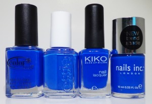 The Beauty Buffs – Royal Blue