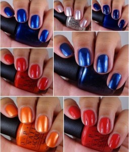 OPI MLB Collection
