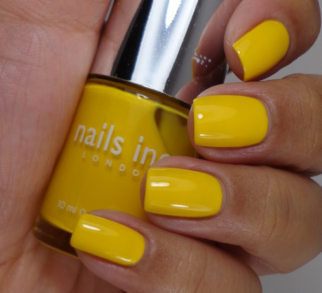 nails inc. Carnaby Street 2