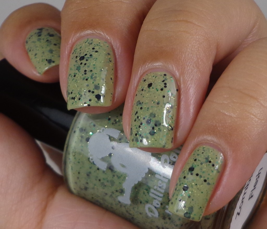 Dollish Polish Zombie Flesh 1