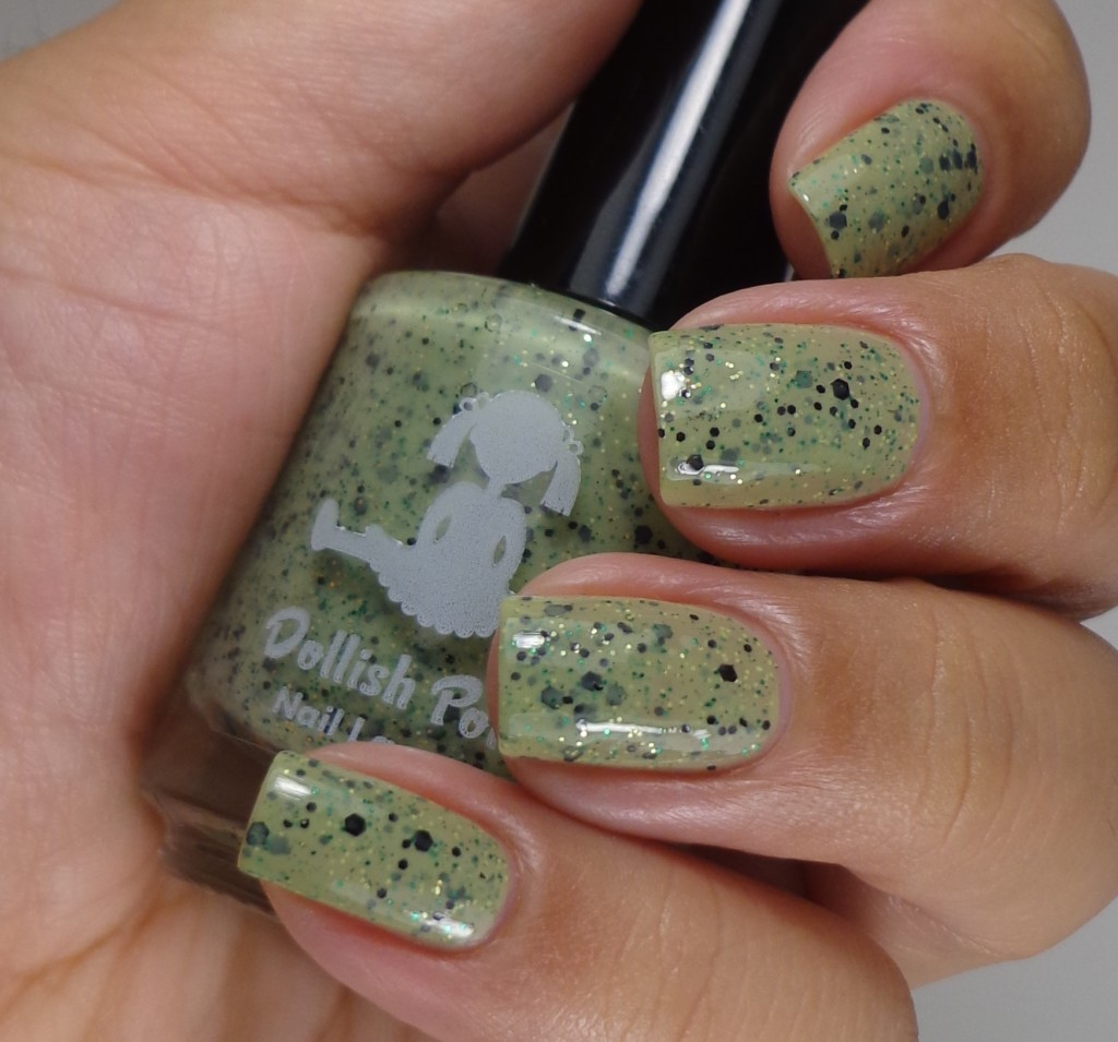 Dollish Polish Zombie Flesh 2