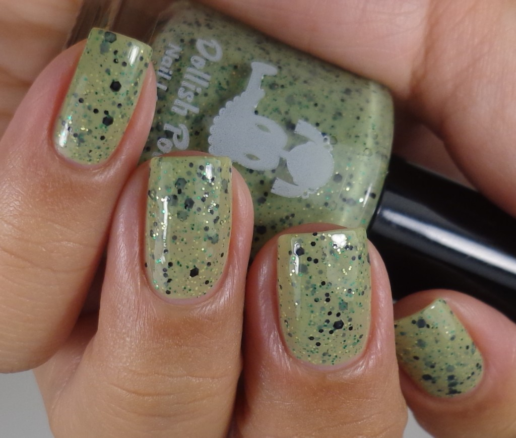 Dollish Polish Zombie Flesh 3