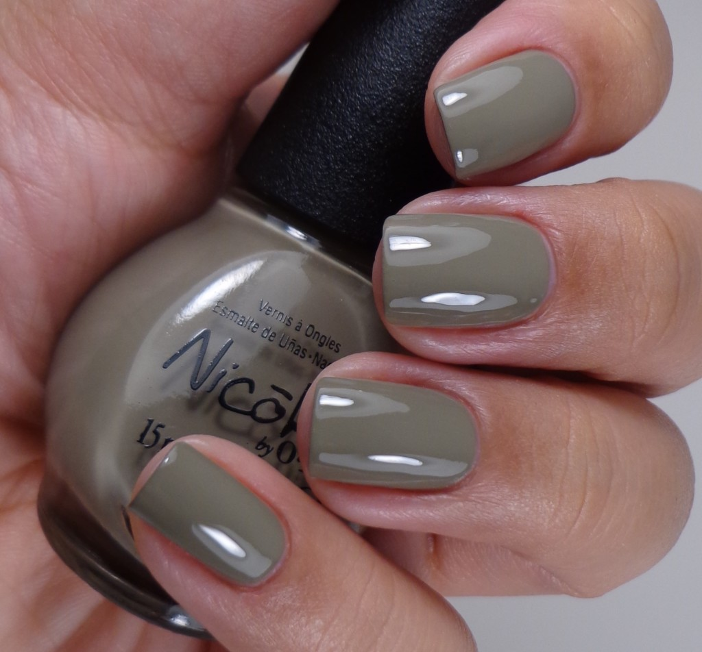 Nicole by OPI Taupe Of My Class 2