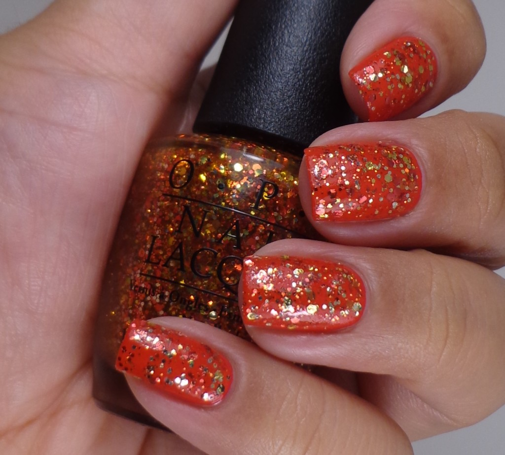 OPI Orange You Fantastic! 2