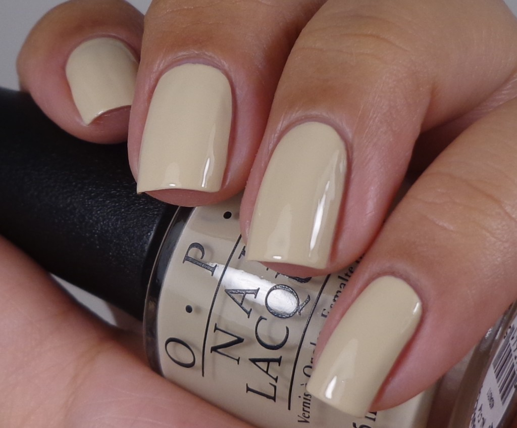 OPI You're So Vain-illa 1