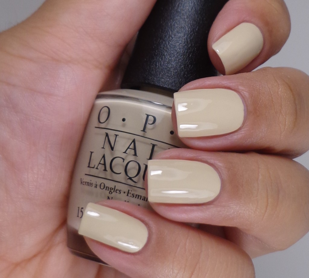 OPI You're So Vain-illa 2