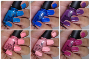 China Glaze Off Shore Collection Summer 2014 – Dune Our Thing